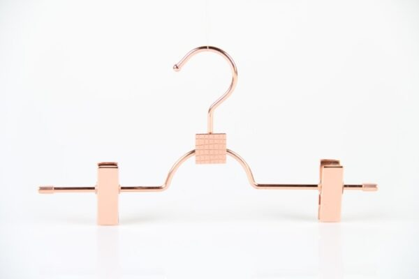 Metal Hanger for Kids Clothes