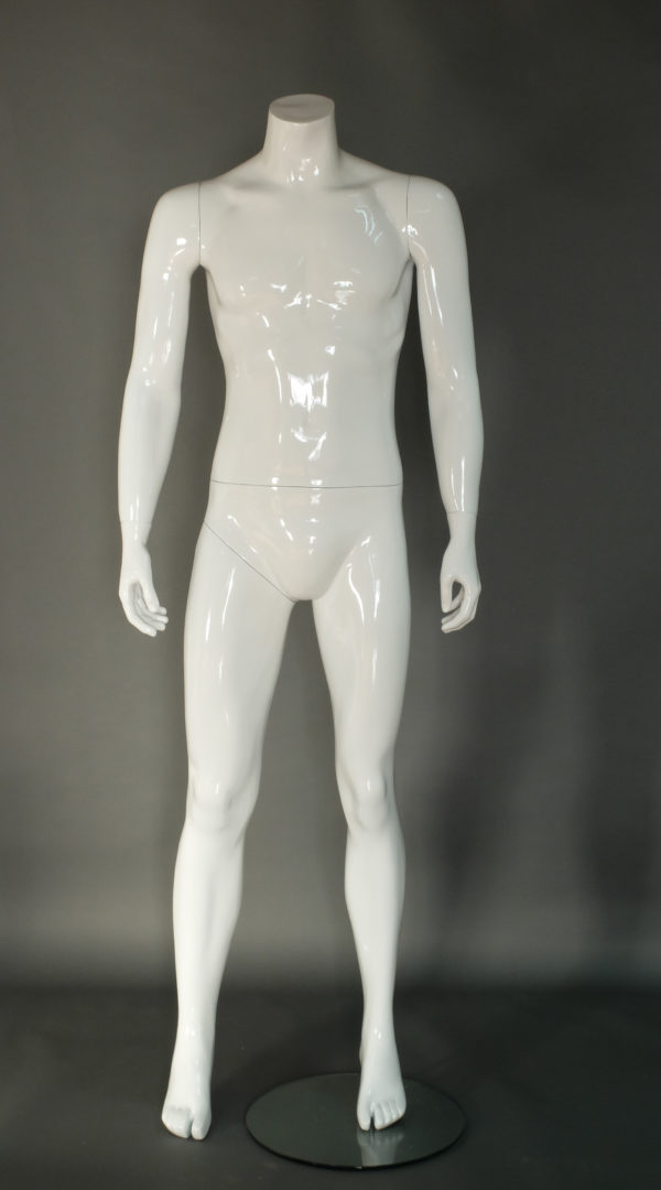 headless male mannequin