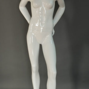 headless girl mannequin