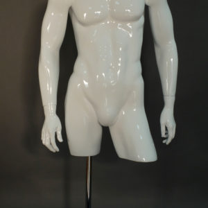 torso headless male mannequin
