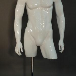 torso headless male mannequin