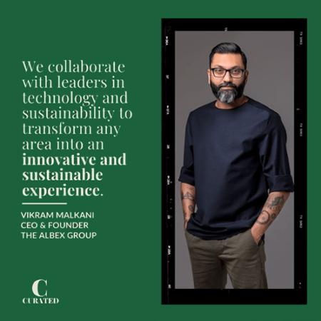 CEO & Founder of Albex - Vikram Malkani
