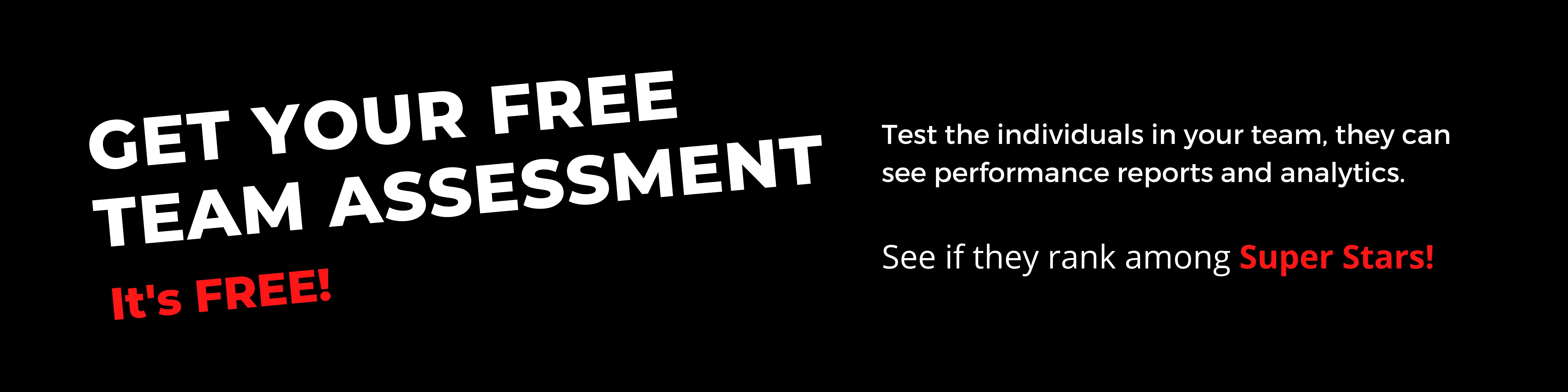 team assessment online
