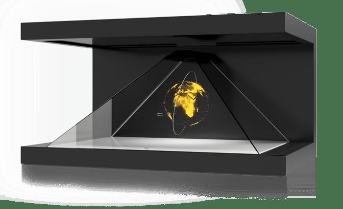 hologram rental