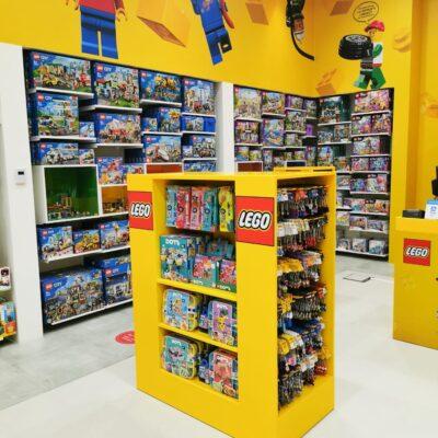 Lego Pop-Up Store Al Zahia City Centre