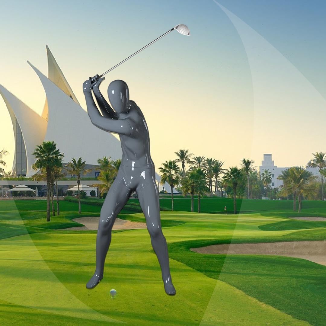 Sports Mannequins in Dubai